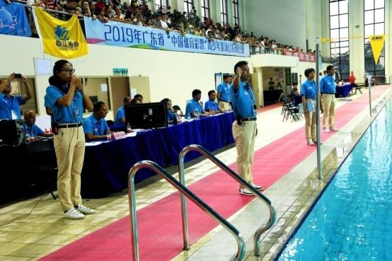"""2019年广东省""""中国体育彩票""""青少年游泳U系列赛新闻稿493.png"""