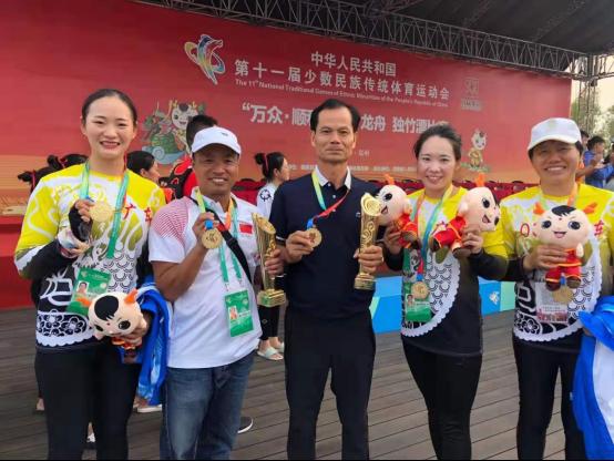 (重点稿件)广东女子龙舟队演绎新时代民族大团结601.png