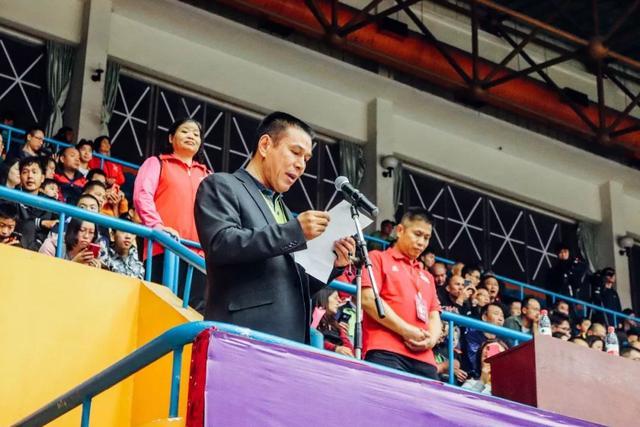 江门市文化广电旅游体育局四级调研员张清汉同志