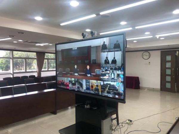 广东省体育局召开疫情防控工作电视电话会议